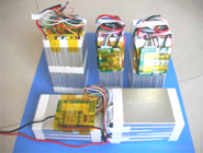 后备电源聚合物电池组