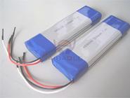 聚合物锂电池组6530100P